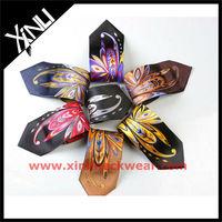100 Silk Printed Necktie