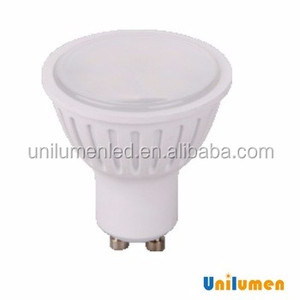 Cheap price Spot Lighting SMD2835 6500K CW GU10 6W led profile spot