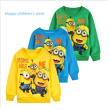 The new Europe and the United States 2014 boys and girls fashion cartoon fleece, multi-color optional B112