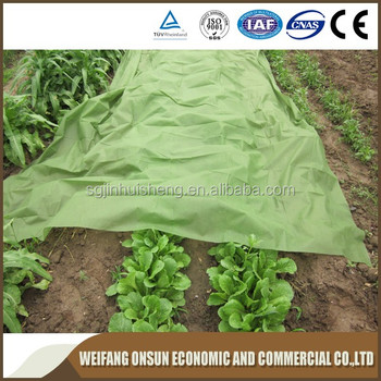Breathable 100%polypropylene Non Woven Fabric Winter Anti Frost Plant Cover/all  Purpose Garden