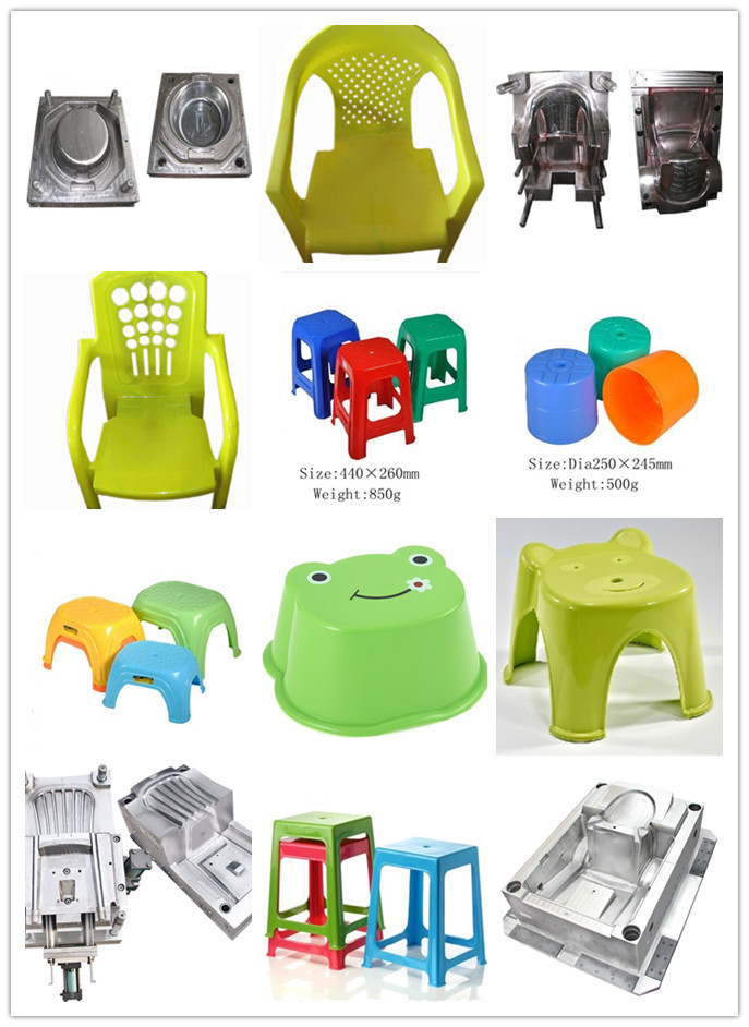 Plastic Outdoor Chair Moulding/plastic Chair Tools/chair Injection Molding