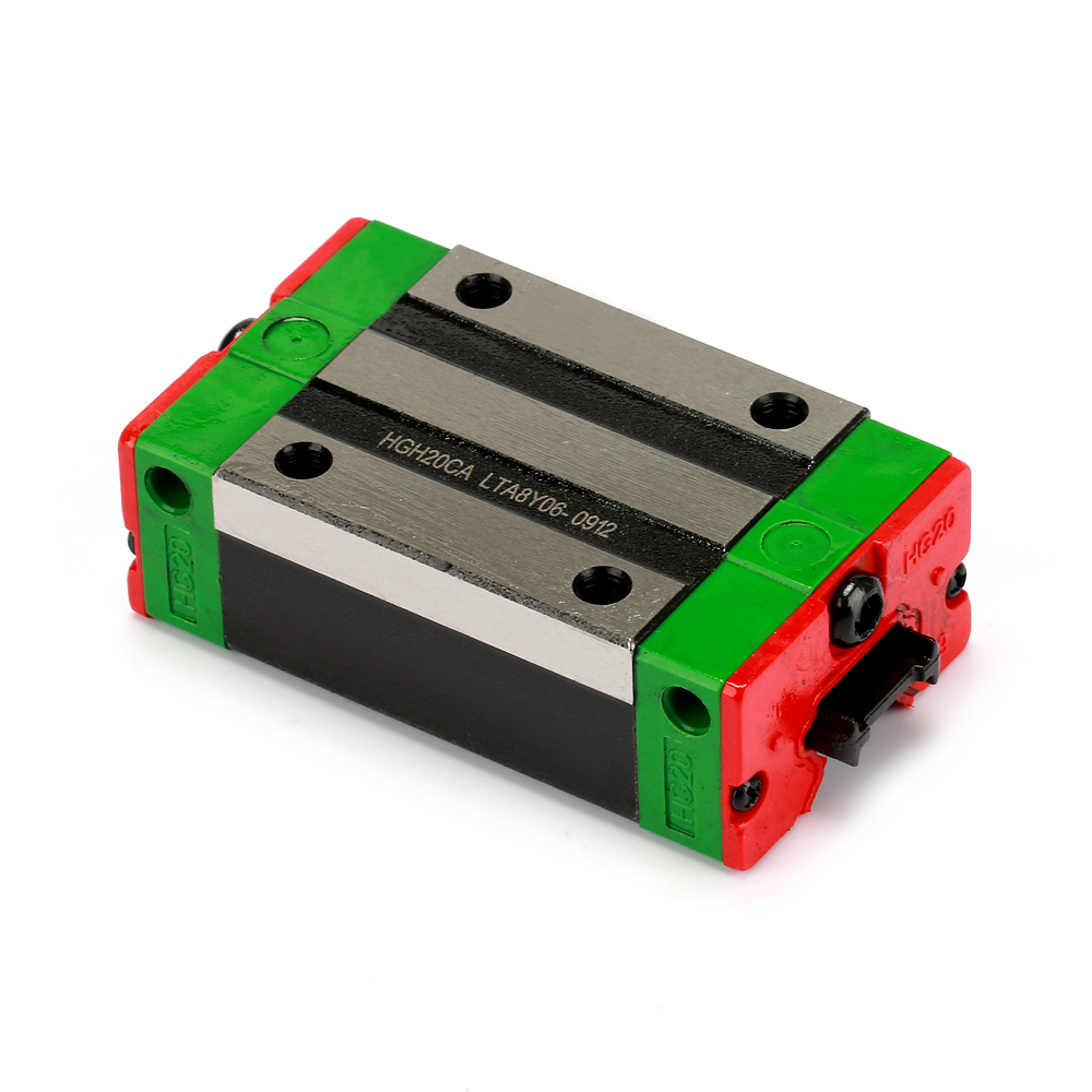 20mm HGH20CA linear guide <strong>block</strong> for HGR20 CNC linear guide