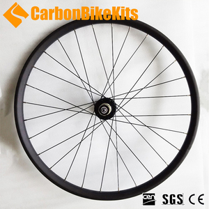 carbon mtb wheels 26 inch mountain bicycle wheels tubless down hill wheelset
