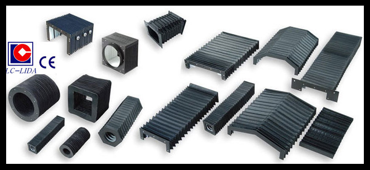 Cnc machine dust proof accordion bellow covers buy