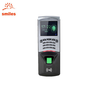 Biometric Fingerprint Access Control For Employer Time Attendance