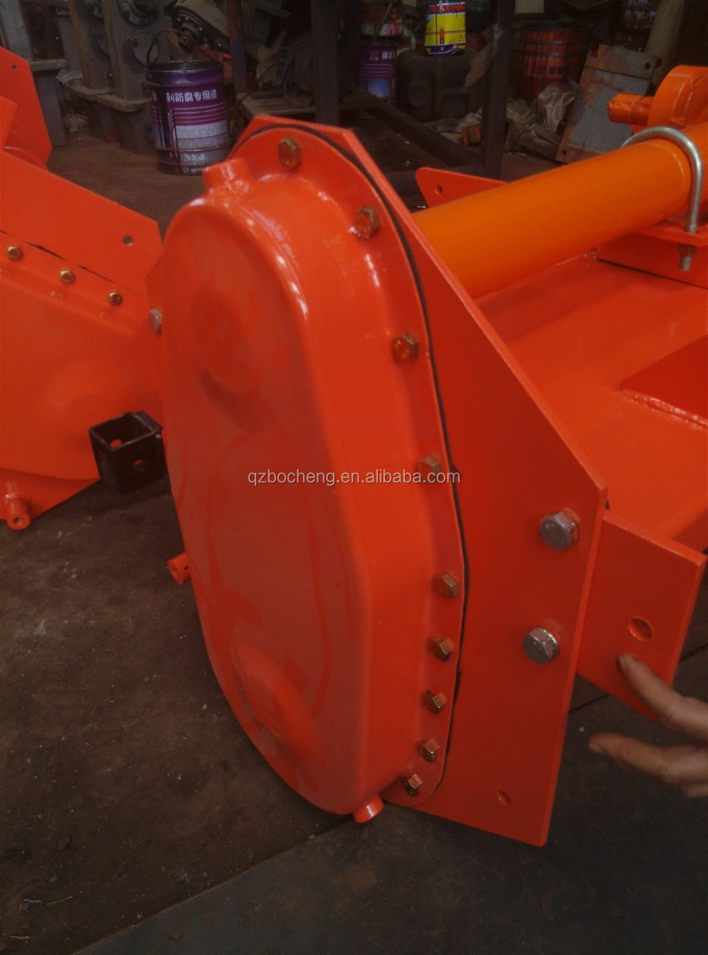 Brand Types Of Pto Rotavator Tillers And Cultivators With Chain ...