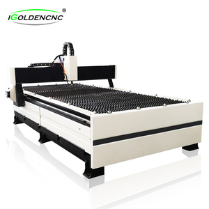 Huayuan iglodencnc 1300*2500mm metal cutting plasma cutting machine plasma cutter