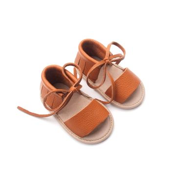 08f21ef91 2017 Summer Baby Shoes Simple Boys Shoes Leather Baby Sandals - Buy ...