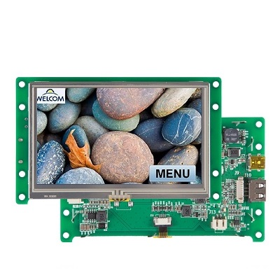 STONE 4.3 Inch LCD Screen Module With Develop Software +Controller Board For Industrial Control