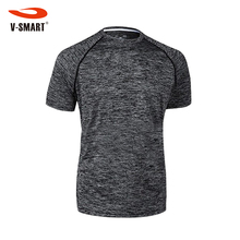 CT024 Gym sports wear men's Wholesale Blank t shirts Custom T Shirt Printing Dri Fit t shirt