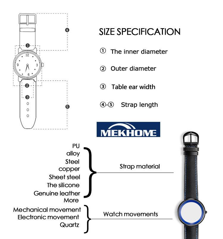 Arabic Numerals Dial Wrist Stainless Steel Watch/omax Quartz Watch ...