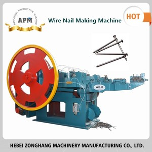 APM New design wire nail making machine with low price