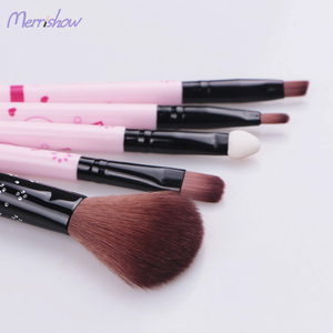 Synthetic Cosmetics Foundation Blending Concealer Blush Eyeliner Face Powder Cream Lip Brush Cosmetics Tool Premium Makeup