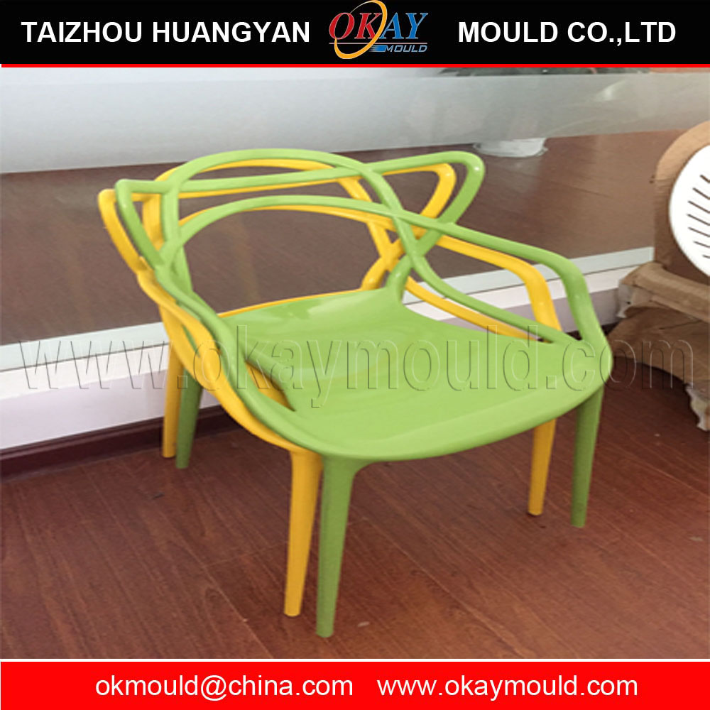 Mould factory production of a variety of children chair mould