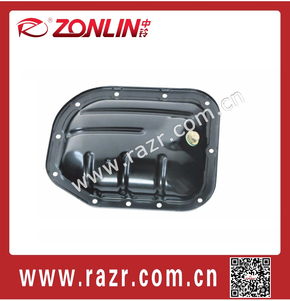 ZL-GW1005 Great wall motor petrol engine oil pan used for pickup 4G15 H2 OEM NO. 1009100-EG01 / 1009100EG01