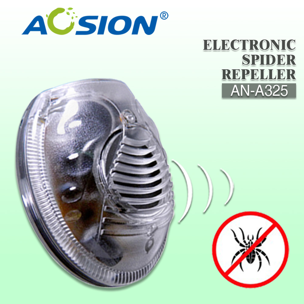 Aosion indoor plug in ultrasonic spider catcher AN-A325
