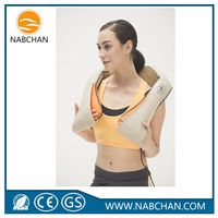Professional top quality full body massage neck roller leg back pain massage electric massager machine