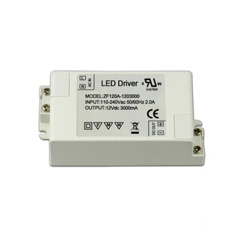 Switching Power Supply 24W 30W Constant Voltage 12V 24V Dimming Dc Led Driver with Plastic Case