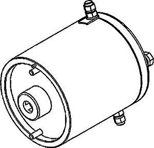 Blower Motor F//8531 111 HYD 37357MC