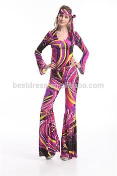 Factory clothing apparel adult Ladies 1960s 1970s Retro Hippy Peace Hippie Fancy Dress Costume New  sc 1 st  Alibaba & Factory Clothing Apparel Adult Ladies 1960s 1970s Retro Hippy Peace ...