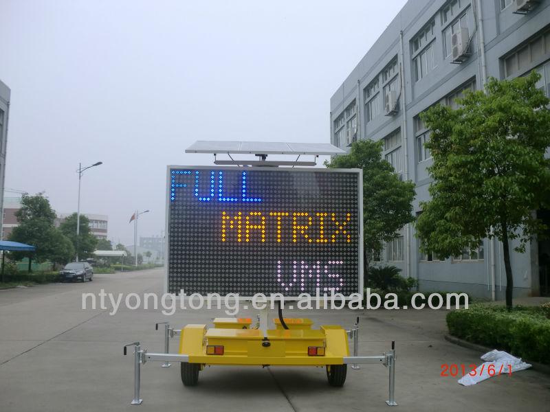5 Color Solar Vms Board