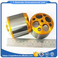 OEM High precision CNC machining aluminum bike spare parts