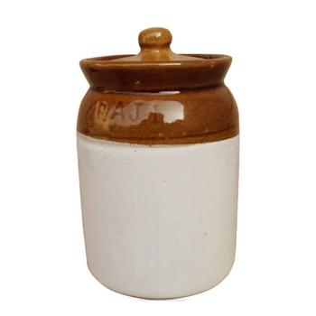 Glazed Terracotta Ceramic Pickle Jar Buy Ceramic Pickle