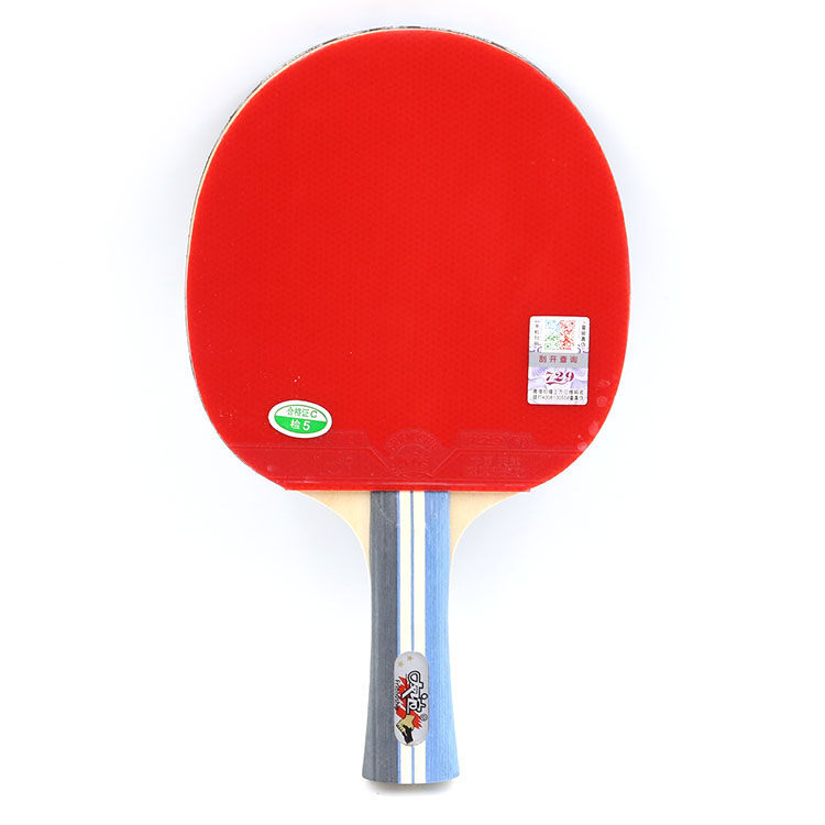 Vriendschap 729 Super 2 ster tafeltennis racket professionele hot koop begin ping pong racket