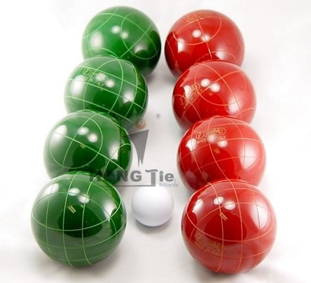 promotional outdoor game resin bocce ball set buy bocce ball bocce