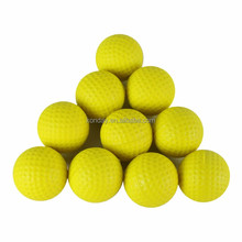 Training Golf Balls Soft Elastic Indoor Practice Foam Golf Balls