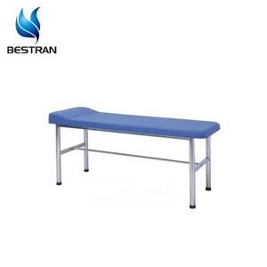China Supplier BT-EA005 clinic examination table manufacturers Hospital stainless steel exam couch beds price