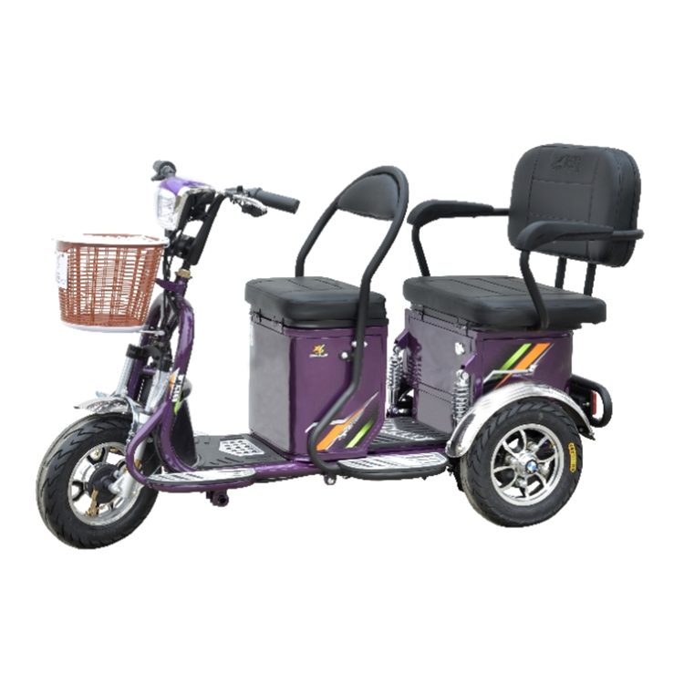low cost buy passenger electric tricycle for 2 person