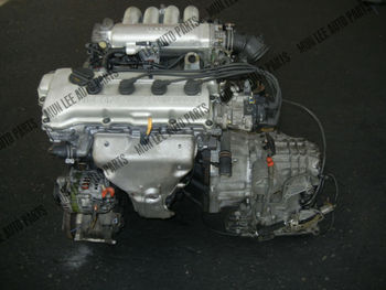 jdm used engine with gearbox for car model nissan ga16 ga16de efi rh alibaba com Sales Engineer Nissan GA Valve Engine15s12