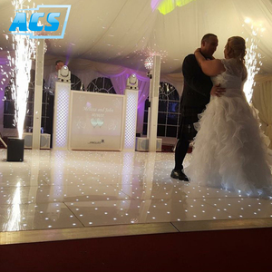 dj lights indoor dmx electric sparklers with dance floor