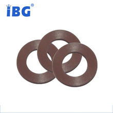 round flat eco-friendly rubber square gasket for PVC pipe