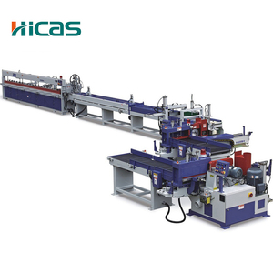 High Precision Woodworking Machinery Finger Joint Shaper And Assembler Line