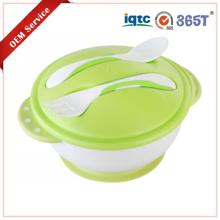 Food grade silicone baby accessory safe material new product baby toddler soup training bowl