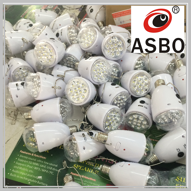 Indoor Outdoor Solar Lamp Led Emergency Light Remote Controller ...