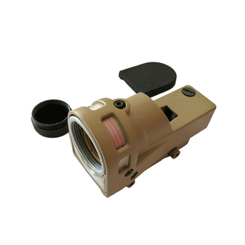 Holographic Red Dot Reflex Sight lens Rifle Scope for Airsoft Hunting Self-illuminated Day Vision M21