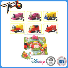 2017 New china price wind up puzzle model train toys toys for children