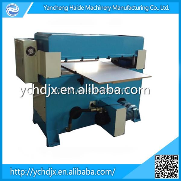 fabric die cutting machine