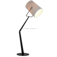 Industrial Floor Standing Lamps Iron Material Horn Shape Led Floor ...