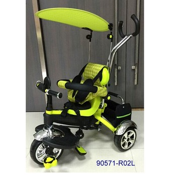 90571-R02L Deluxe children tricycle