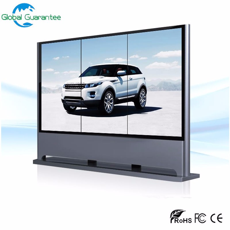 VIDEO WALL new products 2016 ! super narrow bezel 5.3 mm 46 inch hd 1080p video play lcd screen
