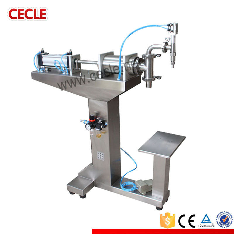 F3-1200 manual syringe filling machine