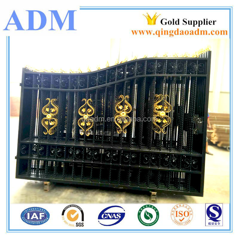 High quality modern iron gates models/ Iron Gate Designs
