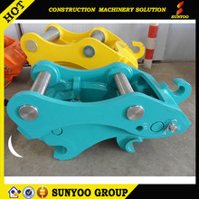 quickly and easily connect hydraulic excavator pc200-7 quick hitch coupler