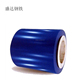 Factory wholesale cold rolled roofing sheet color coated prepainted galvanized steel ppgi coil