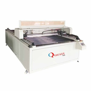 High quality CO2 laser cutting Machine for Wood Cloth Leather 150W 200W
