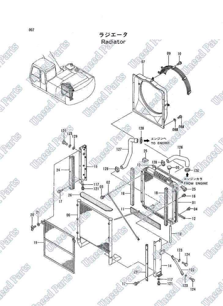 China Hitachi Zx120 3 Wholesale